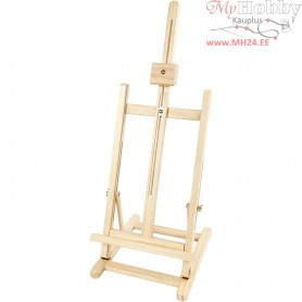 Table Easel, H: 76 cm, W: 27,5 cm, 1pc