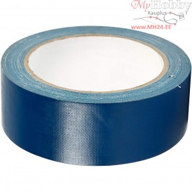 Duct Tape, W: 38 mm, blue, 25m