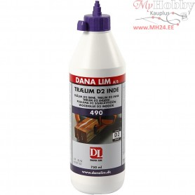 Wood Glue D2, 750ml