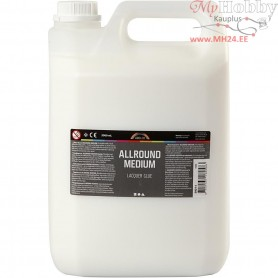 All-round medium, 5000ml
