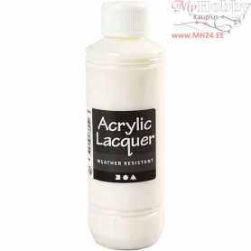 Acrylic Varnish, weatherproof, 250ml