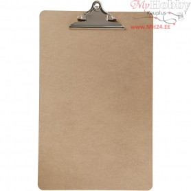 Clipboard, A3 30x47 cm, thickness 3 mm, MDF, A3, 1pc