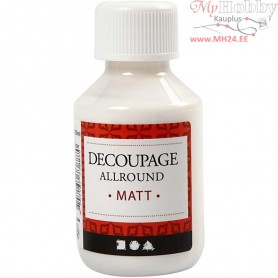 Decoupage Varnish, matt, 100ml