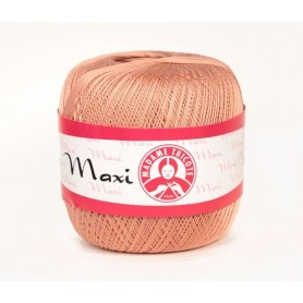 Cotton Yarn Madame Tricote / Maxi 100 - Colour 4105 (Dusty Rose)