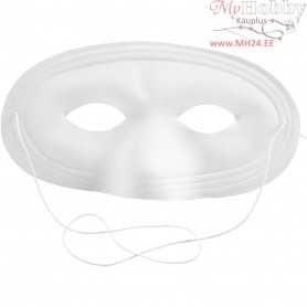 Half Face Masks, H: 10 cm, W: 17,5 cm, 1pc