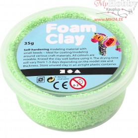 Foam Clay®, neon green, 35g