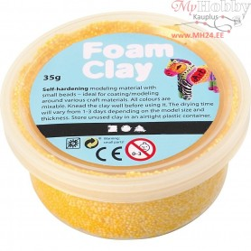 Foam Clay®, yellow, 35g