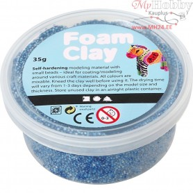 Foam Clay®, blue, 35g