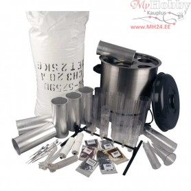 Candle Making Starter Kit, 1set
