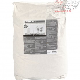 Cera-Mix Standard Casting Plaster, light grey, 25kg