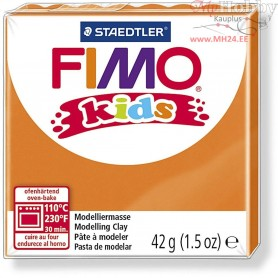 FIMO® Kids Clay, orange, 42g
