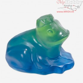 "3D Casting Mould, size 5-7 cm - Soap mould ""Frog"""