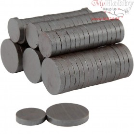 Magnets, D: 14+20 mm, thickness 3 mm, 500mixed