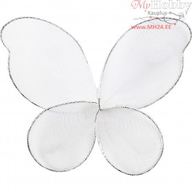 Net Wings, size 7,5x5,5 cm, 6pcs