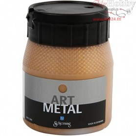 Art Metalic Paint, dark gold, 250ml
