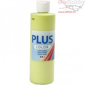 Plus Color Craft Paint, lime green, 250ml