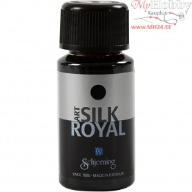 Silk Royal Paint, sienna, 50ml