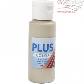 Plus Color Craft Paint, stone beige, 60ml