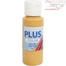 Plus Color Craft Paint, yellow ochre, 60ml