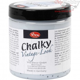 Chalky vintage look, pearl blue (602), 250ml
