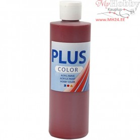 Plus Color Craft Paint, antique red, 250ml