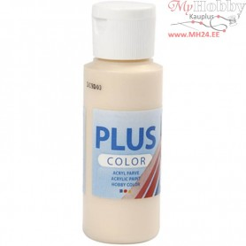 Plus Color Craft Paint, fleshtone light, 60ml