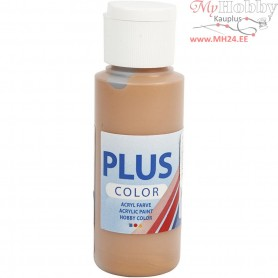 Plus Color Craft Paint, bronze, 60ml