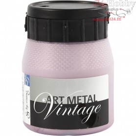 Art Metalic Paint, pearl red, 250ml