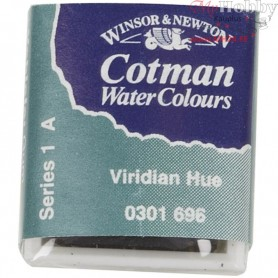Cotman Watercolour, viridian hue, 1pc