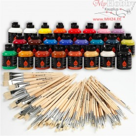 Pigment Art School, 1set