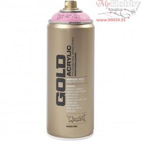 Spray paint, light pink, Light Pink, 400ml