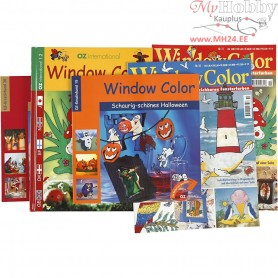Window color inspiration, 5pcs