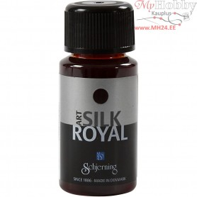 Silk Royal Paint, orange, 50ml
