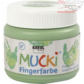 Finger Paint, green, 150ml