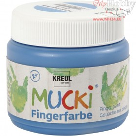 Finger Paint, blue, 150ml