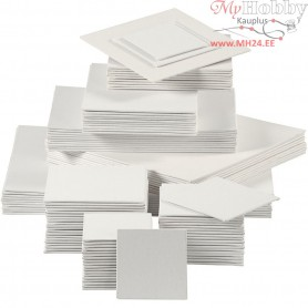 Canvas Panels, thickness 3 mm, 280g, 110pcs