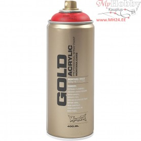 Spray paint, red, Red, 400ml