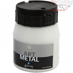 Art Metalic Paint, silver, 250ml