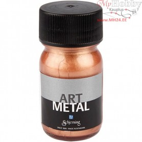 Art Metalic Paint, copper, 30ml
