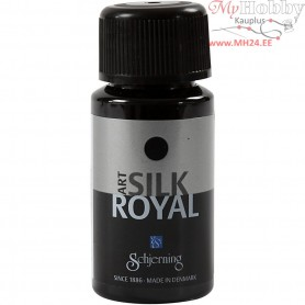 Silk Royal Paint, red violet, 50ml