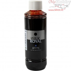 Silk Royal Paint, sienna, 250ml