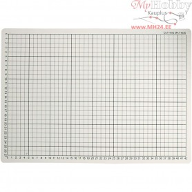 Cutting Mat, size 30x45 cm, thickness 3 mm, 1pc
