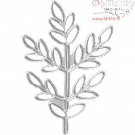 Die Cut and Embossing Folder, size 4,4x6,5 cm, twigs, 1pc