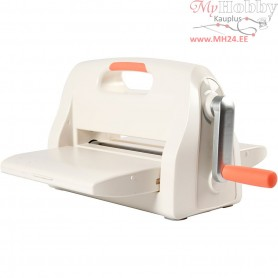 Die Cut and Embossing Machine, A4 21x30 cm, sheet max 21 cm width, 1pc