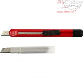 Craft Knife, L: 13 cm, 50pcs