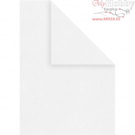 Card, A4 210x297 mm,  250 g, white, 10sheets