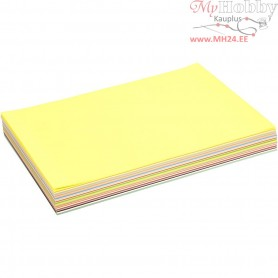 Creative Paper, A4 210x297 mm,  80 g, asstd colours, 290asstd. sheets