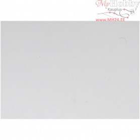 Glazed Paper, sheet 32x48 cm,  80 g, white, 25sheets