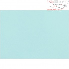 Glazed Paper, sheet 32x48 cm,  80 g, turquoise, 25sheets