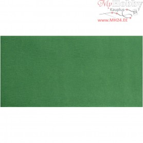 Crepe Paper,  50x250 cm, green, 10pleats